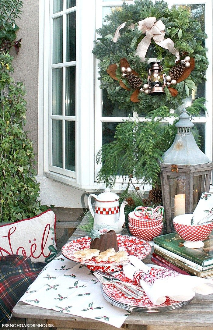 FRENCH COUNTRY MORNING IN THE GARDEN & GIVEAWAY French