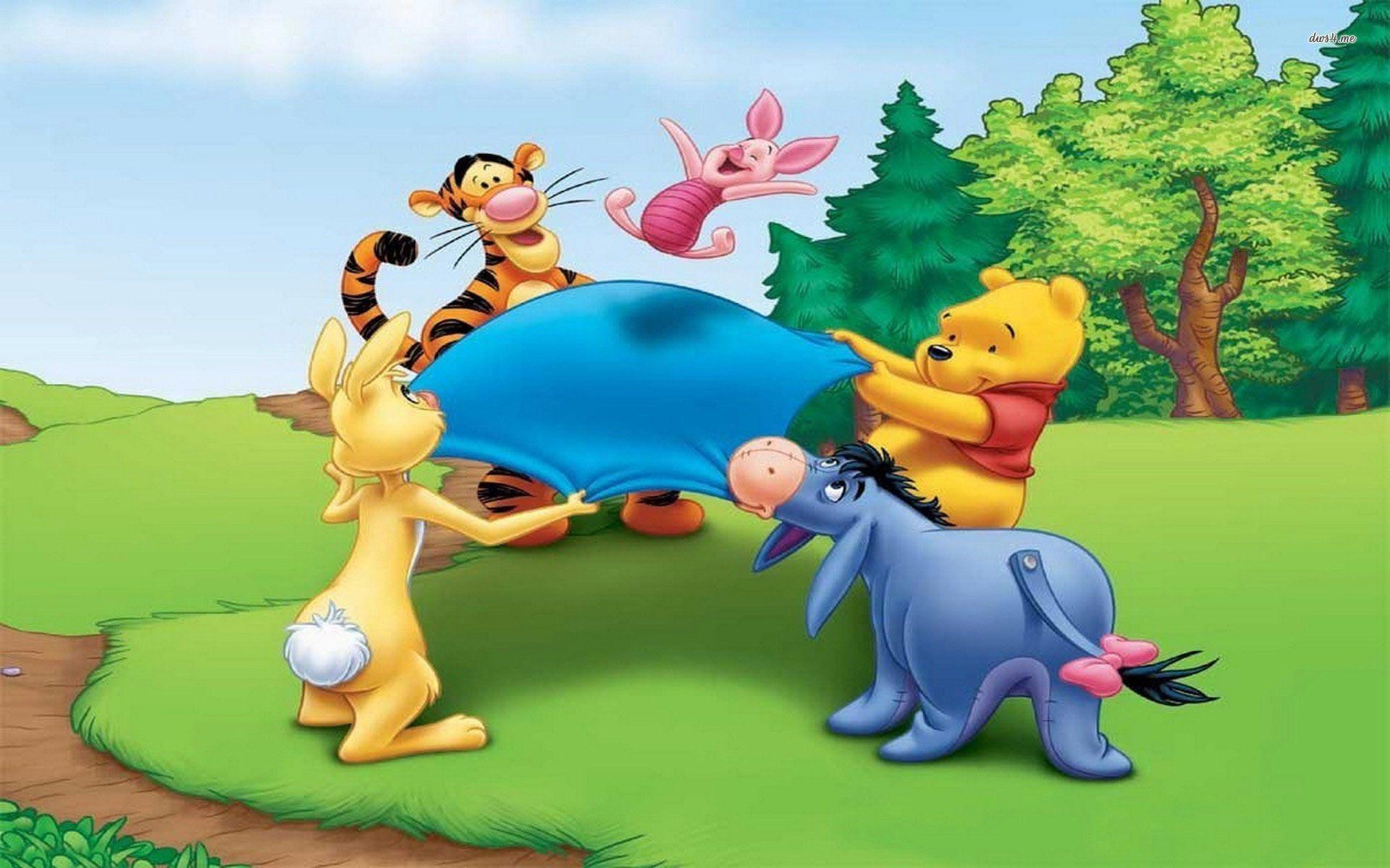 Winnie The Pooh Full Hd Wallpaper Winnie The Pooh Winnie The Pooh Cartoon Pooh