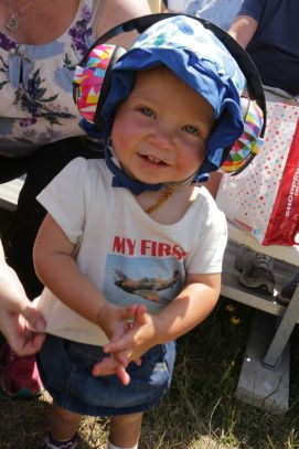 """Very happy to be at """"My first airshow"""""""