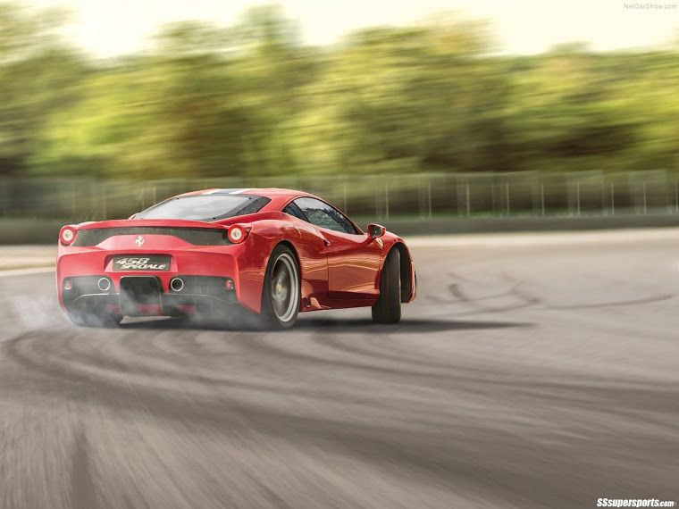 They call this fast..... Get your business to buy youu this fast tool - Epic Pics: Ferrari 458 Speciale