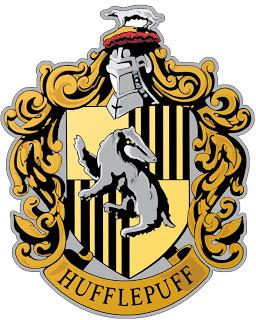 Hogwarts House Banner Diy Harry Potter Week Huffelpuf Harry Potter Laden Hogwarts Wappen