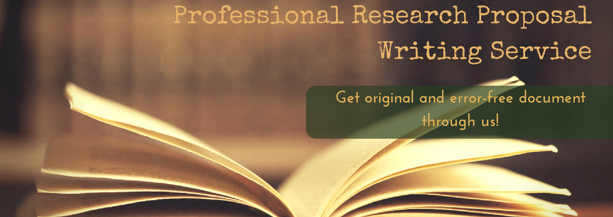 Cheap research proposal writing services