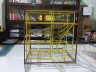cubo con figura irregular 2