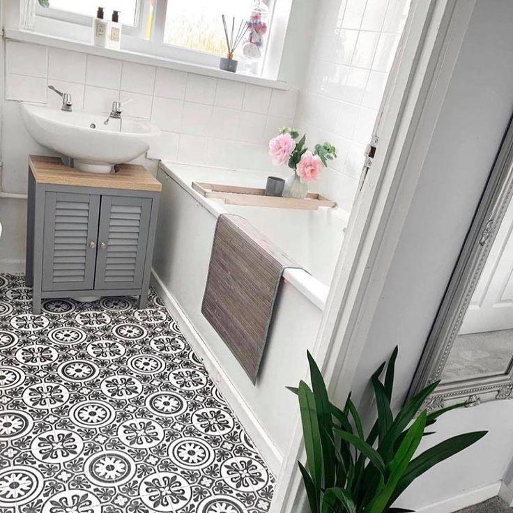 vinyl flooring bathroom rubber flooring uk from Black