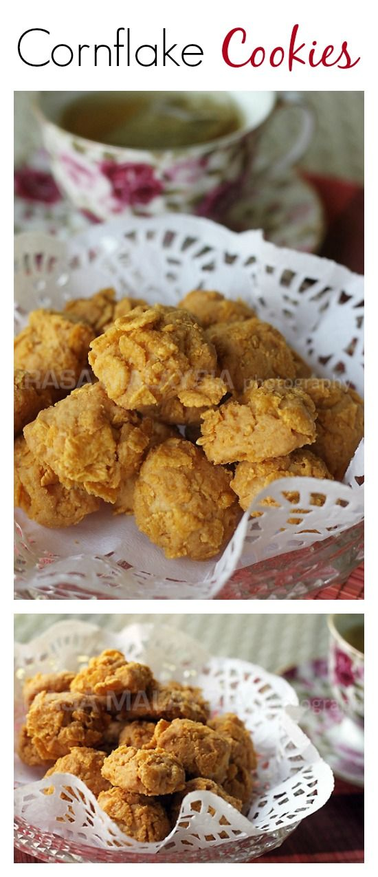 Cornflake Cookies Crispy Crunchy And The Best Cookies Loaded With Corn Flakes A Vegan Fried Chicken Cornflake Cookies Recipe Fried Chicken Recipe Southern