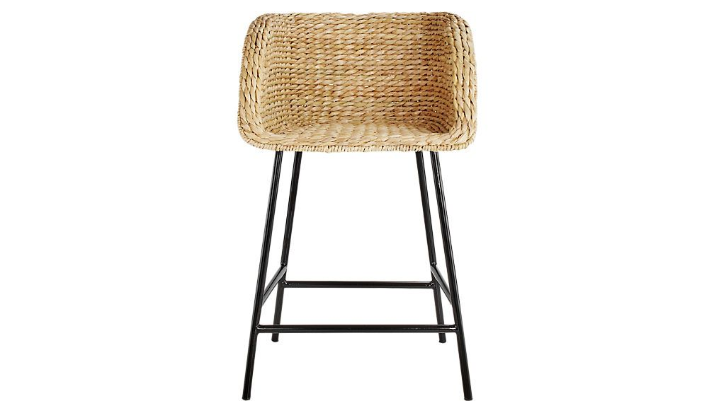 Silas Seagrass Bar Stool 30 Reviews With Images Seagrass
