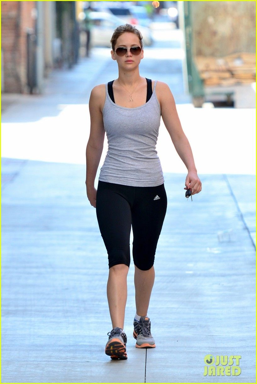 Jennifer Lawrence | Fitness | Jennifer lawrence hot ...