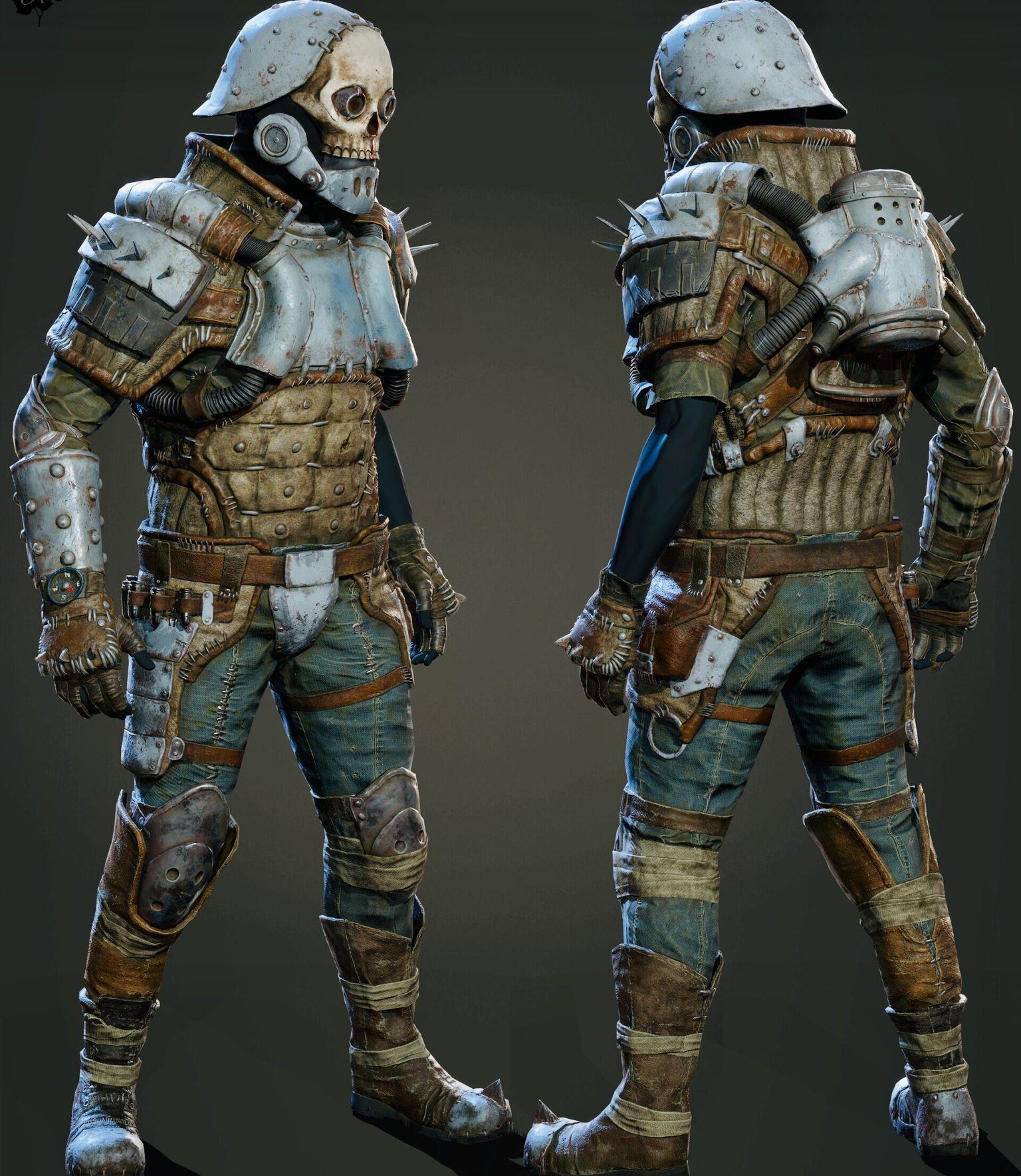 Eforb studio with images apocalypse armor armor post