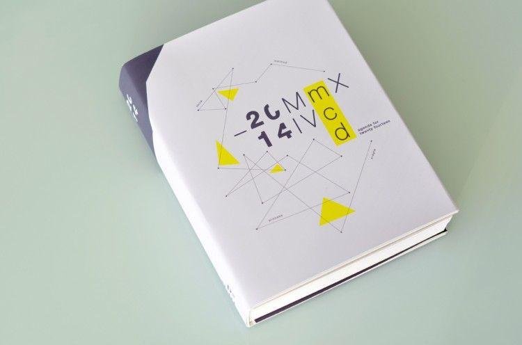 Graphic Design Inspiration u2013 Designeru0027s 2014 Personal Agendas - agenda