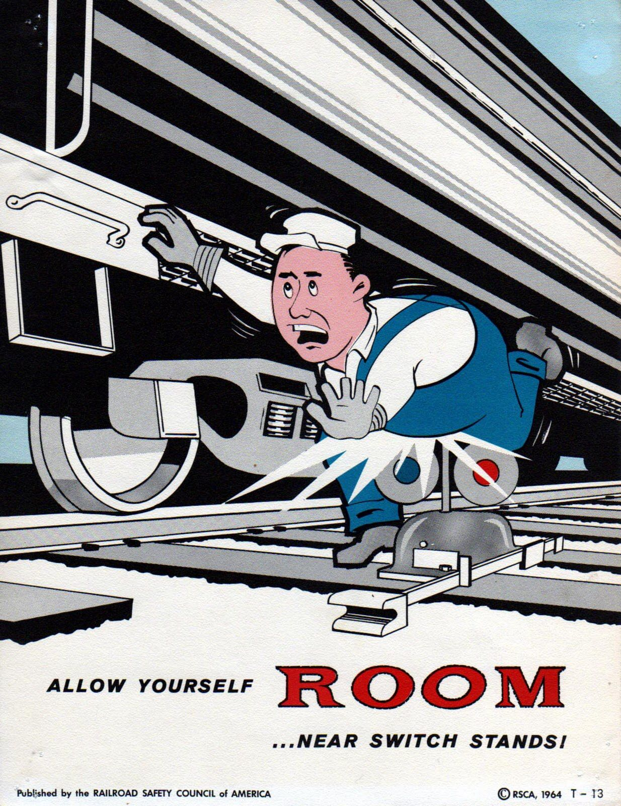 Allow yourself room