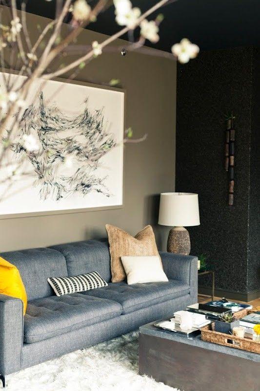 elle decor modern life concept house shot by jamie beck for
