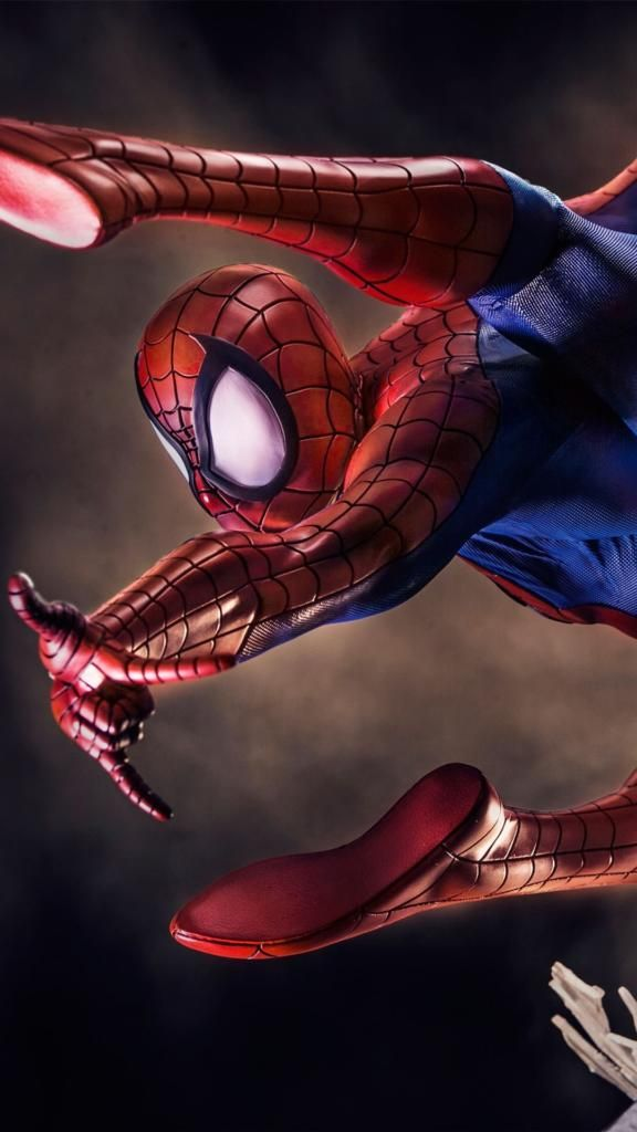 Cool IPhone Wallpapers Iphone7 Iphone8 Spiderman Artwork