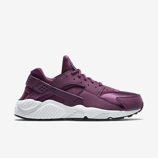 ddd0339c03387 Nike Air Huarache Grey Pink Fuschia W - His trainers