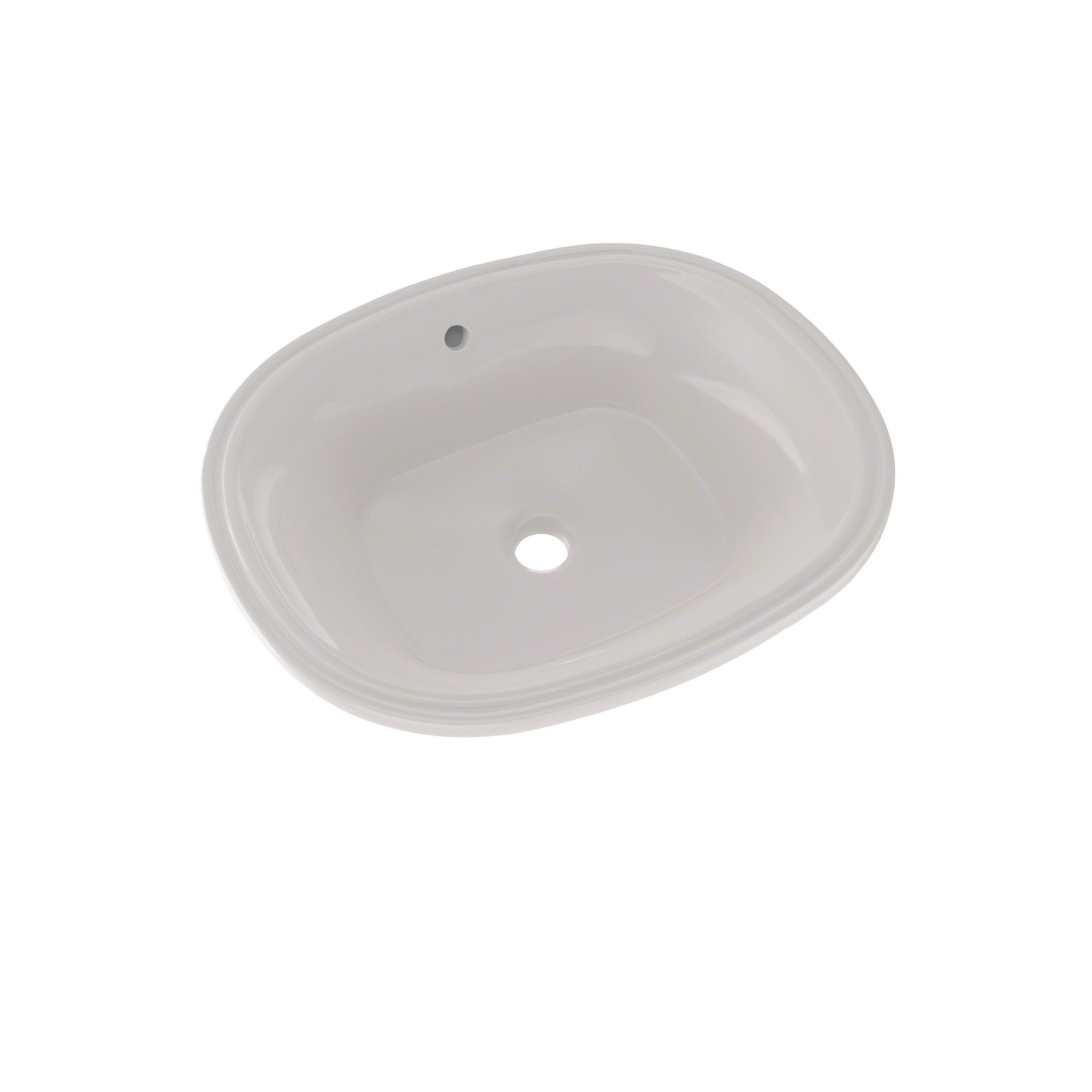 Toto Maris 17 5 8 X 14 9 16 Oval Undermount Bathroom Sink With Cefiontect Colonial White Lt483g 11 Undermount Bathroom Sink Sink Glass Sink