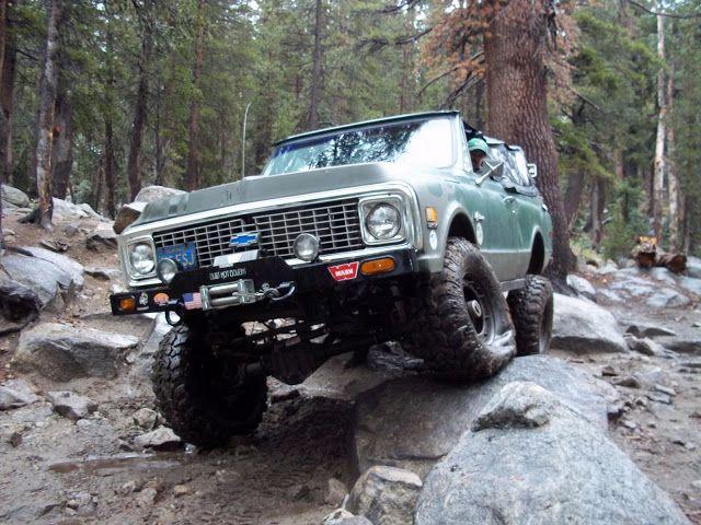 72 K 5 Blazer Wheeling Trucks Chevy Trucks Gmc Truck