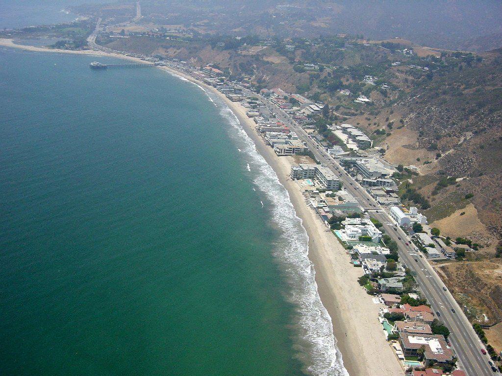 Malibu CA Is A Beautiful Placelots Of Summer Memories Driving - Where is malibu