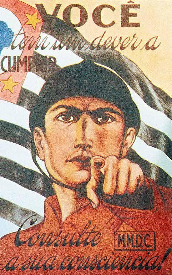 9 de julho de 1932 marcou a história de São Paulo; saiba por que a data é feriado