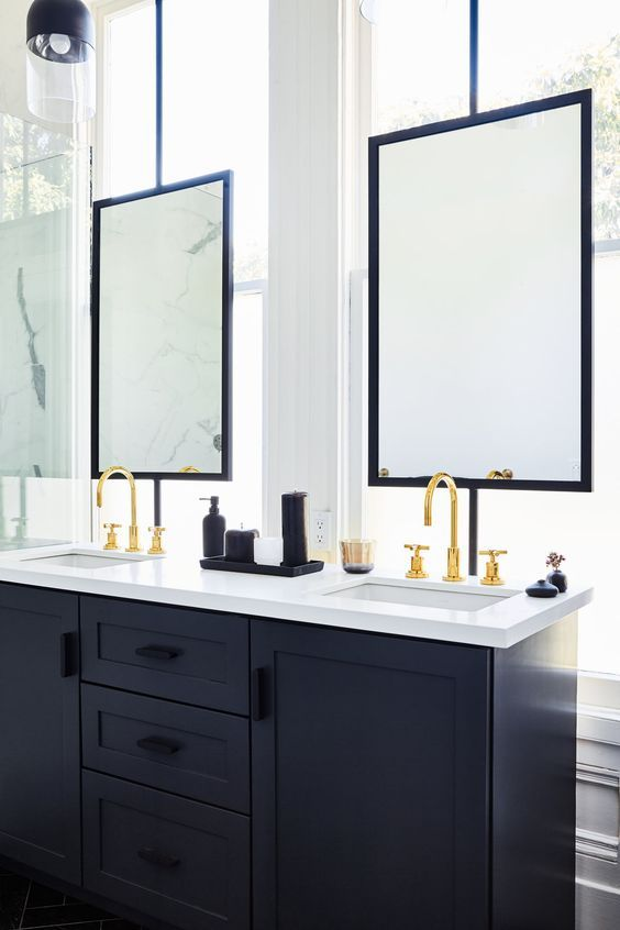 Space saving designs for remodeling your small bathroom - Space saving bathroom vanity ...