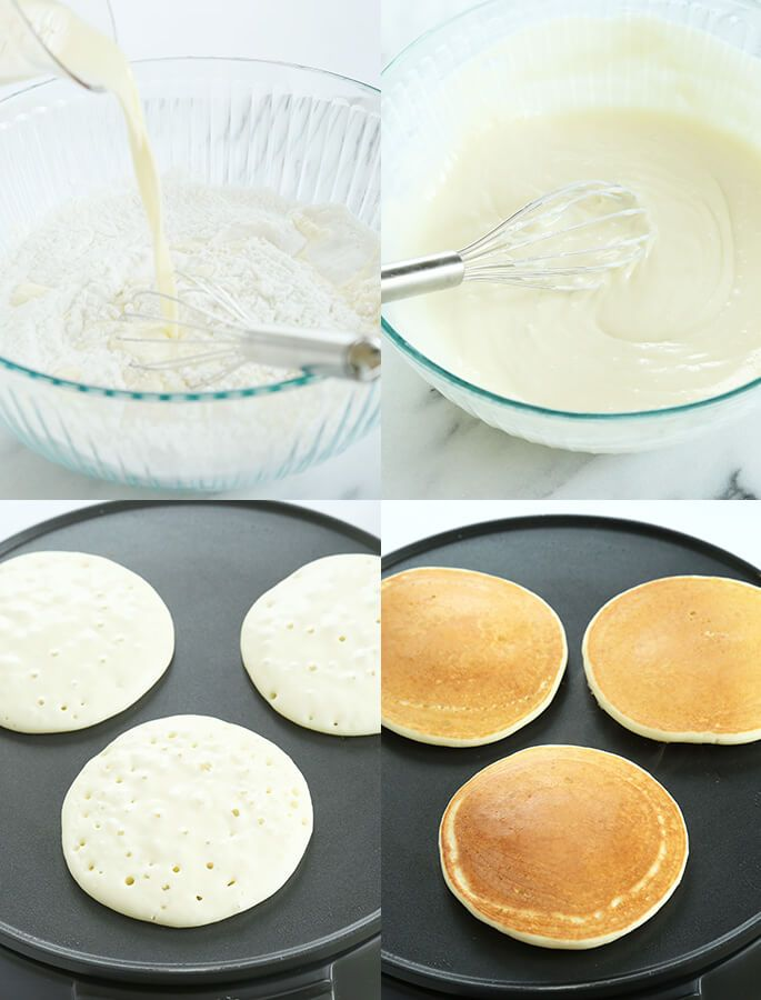 This easy mix for gluten free pancakes is perfect for everything gluten free pancakes mix ccuart Images