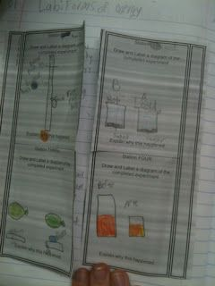 Jack of all Trades: Lab: What is Energy??  I like the Four-Door Foldable used in this inquiry activity.