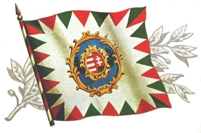 1848-49-es forradalom és szabadságharc zászlaja | Austrian empire, Kahoot,  Country flags