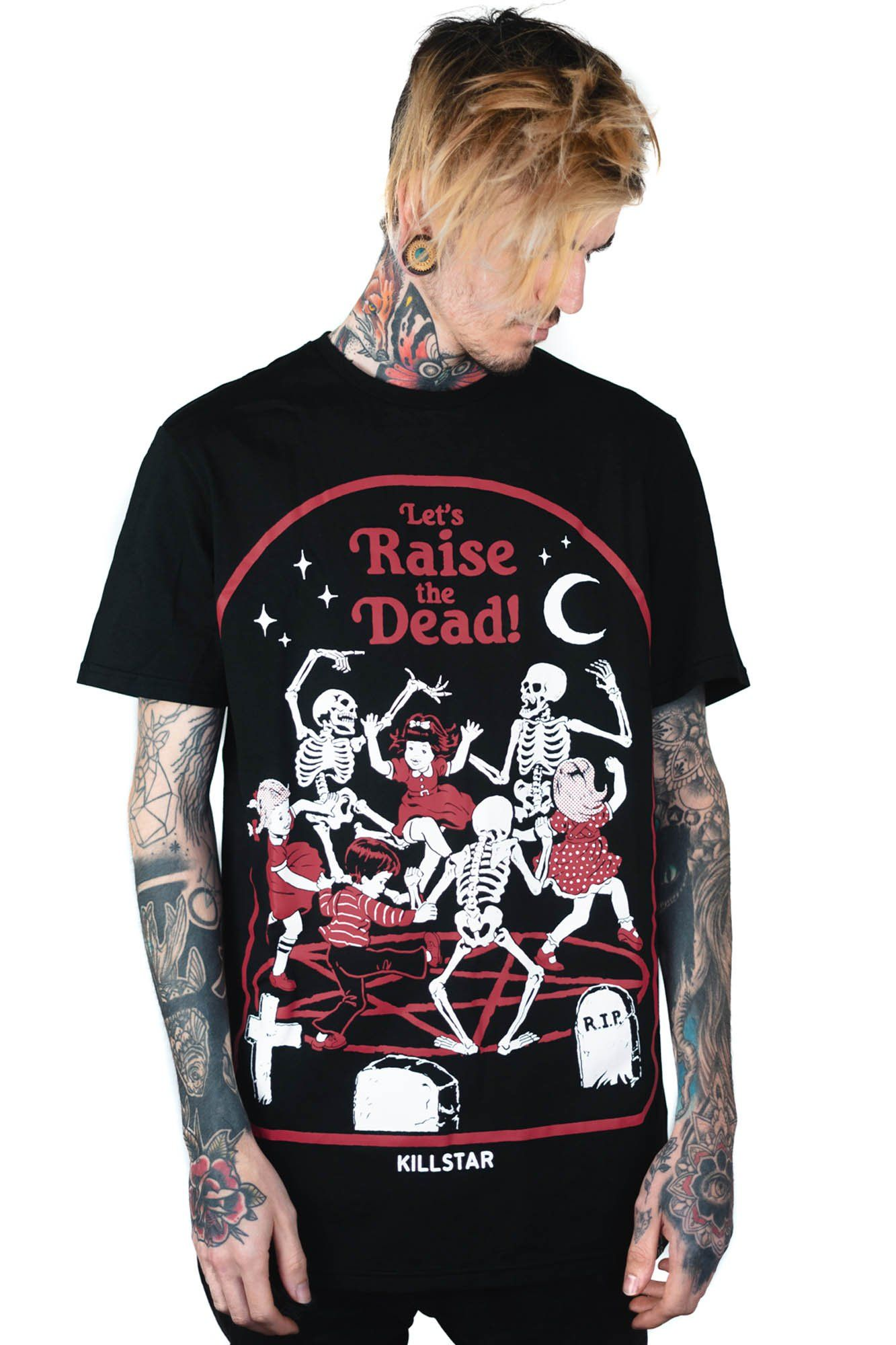 fd0dafb5af60cd Raise The Dead T-Shirt in 2019