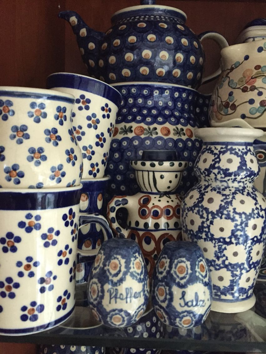Polish Ceramic Bunzlau & Polish Ceramic Bunzlau | ~Porcelain and Ceramic~ | Pinterest ...