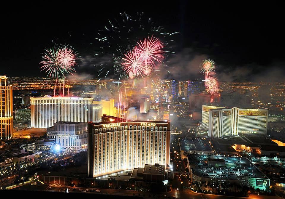 New Year's Eve in Las Vegas. Las vegas photos, Las vegas