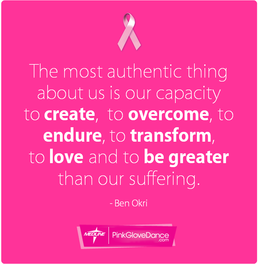 The Most Authentic Thing About Us Is Our Capacity To Create, To Overcome, To