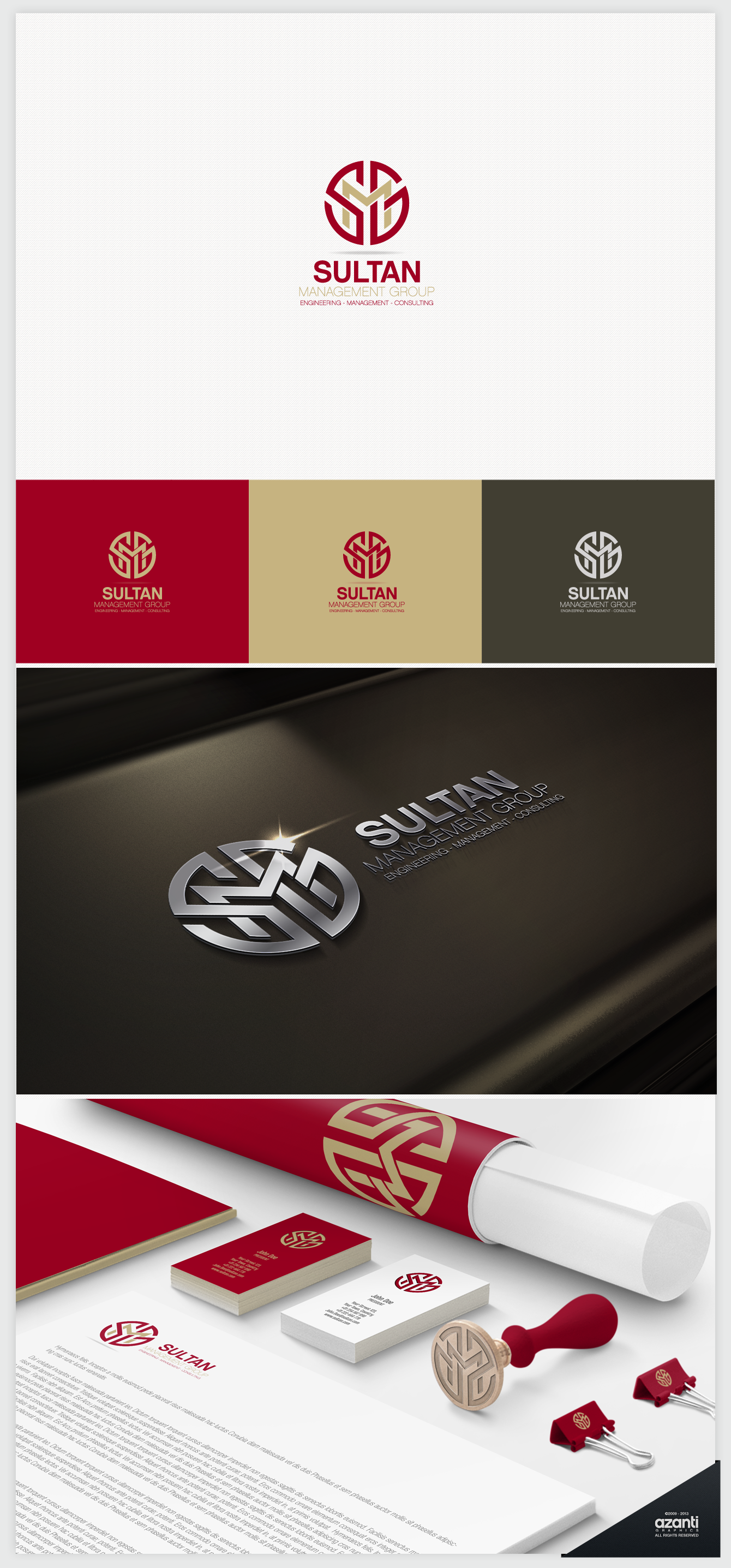Logo Design Management and Consulting services for the