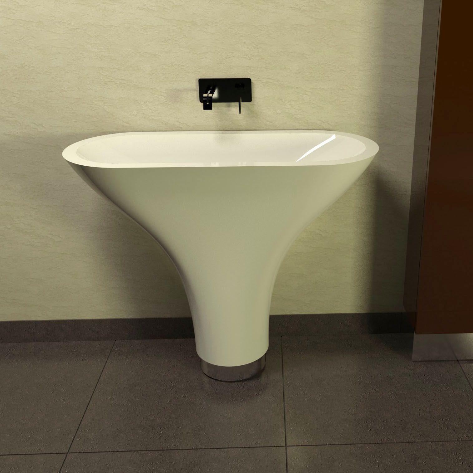 Lavabo A Colonna Design flounder (mit bildern) | badezimmer, baden