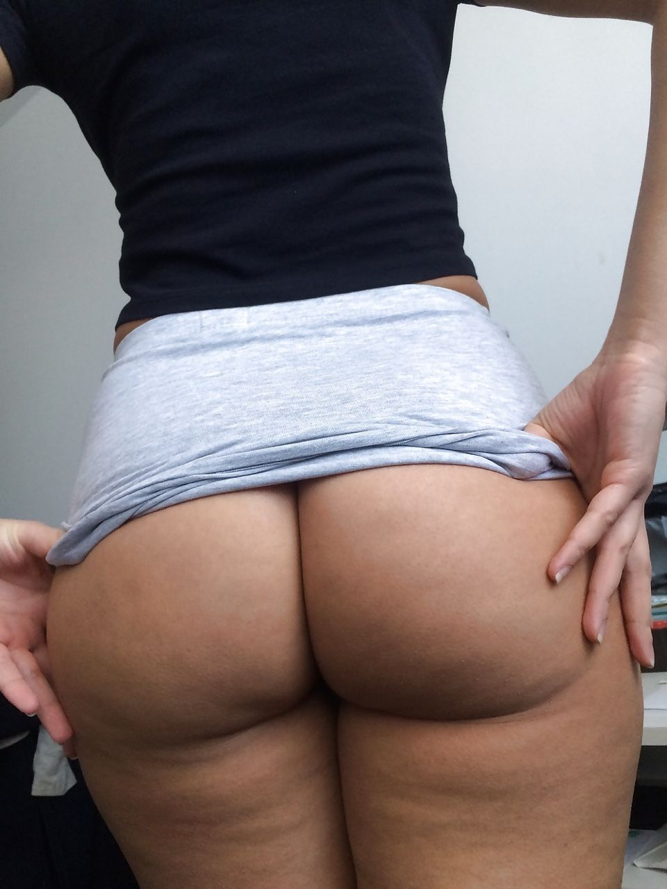 Very big ass latina