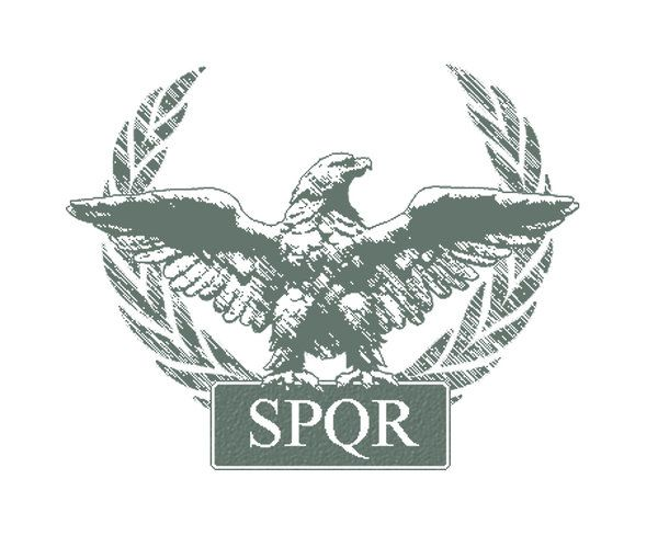 Roman Symbols Roman Eagle Spqr By Crazyyoda Bill S Favorites Pinterest Roman Symbols