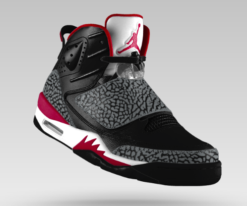 reputable site bf7bd 57b67 i made one of the ugliest jordans look cool, mike call me!! - Jordan Son of  Mars, nike id