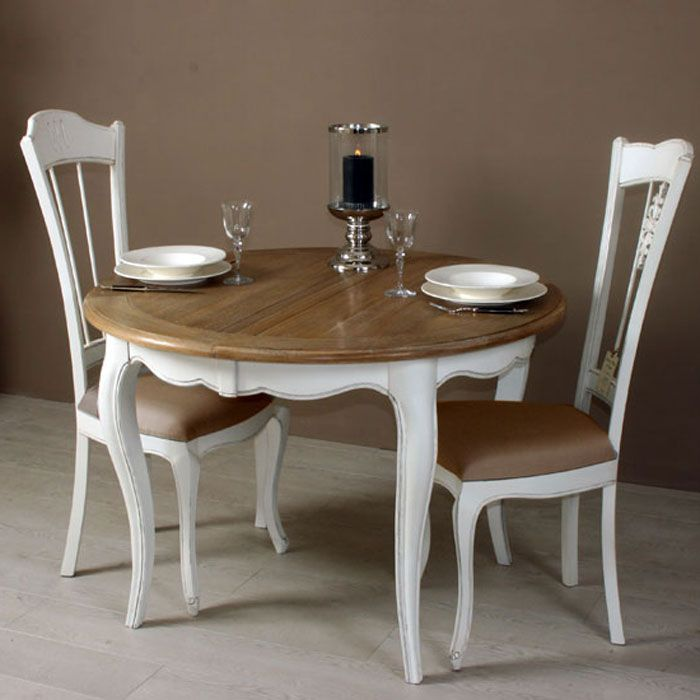 Table Ronde Plateau Chene Avec Allonges Relooking Salle A Manger Table Ronde Bois Relooking Meuble