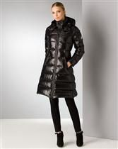Moncler - The sexiest down coat ever.