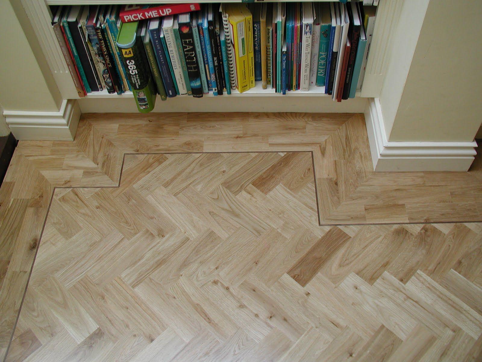 Herringbone Wood Flooring made by Prestige Wood Flooring