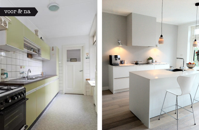 Uitbouw Keuken Jaren 30 : Aanbouw on Pinterest Vans, Glass Houses and Architects