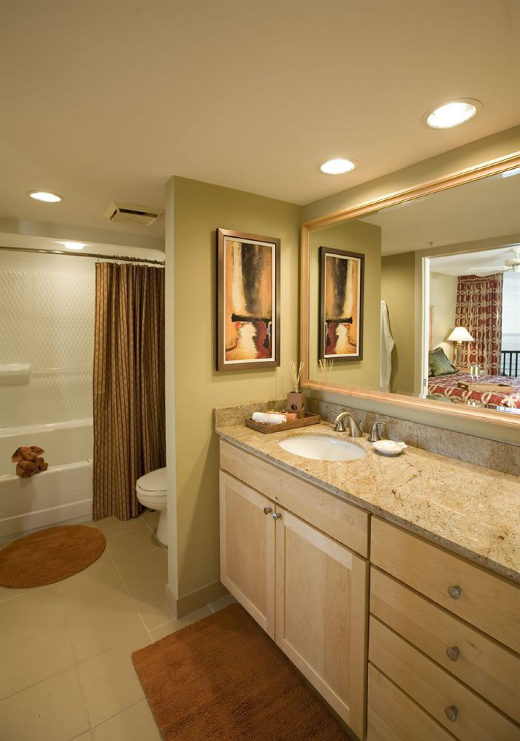 Improve Lighting In Your Home With Recessed Lighting Bathroom