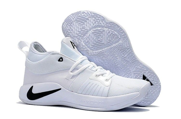688b3136246e 2018 Nike Paul George 2 x Nike PG 2 Triple White Black