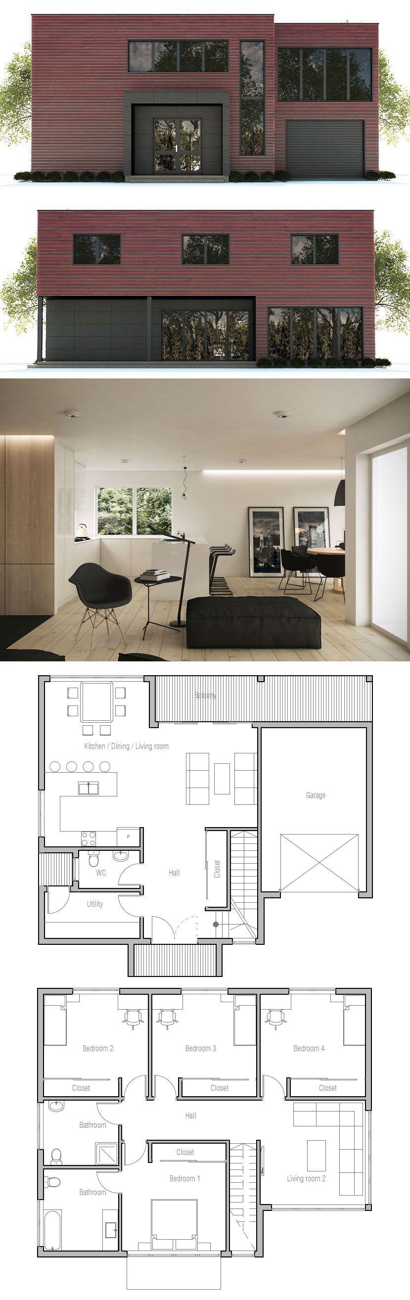 House Plan CH366