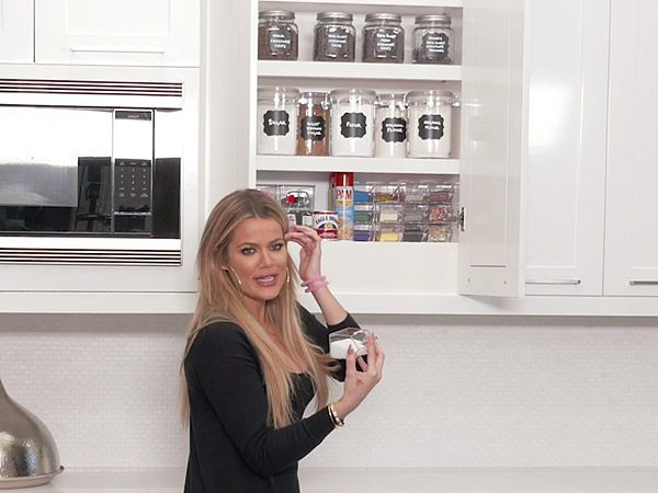 Khloé Kardashian Shows Off Her Meticulously Organized Cupboard: 'I Know Everyone's Not Going to Go This Far' - Marco Montalván - #Cupboard #everyones #Kardashian #Khloe #Marco #Meticulously #Montalván #Organized #Shows #khloekardashianhouse