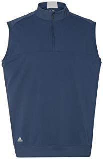 3348b3c67b0d adidas A271 Quarter-Zip Club Vest