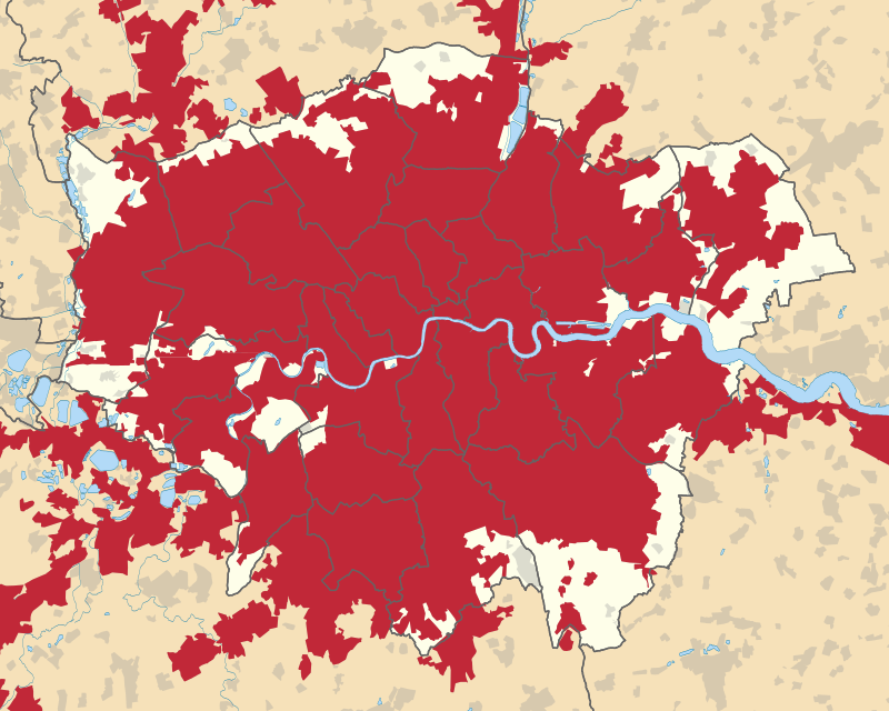 london urban area uk location map greater london built up area wikipedia the free encyclopedia