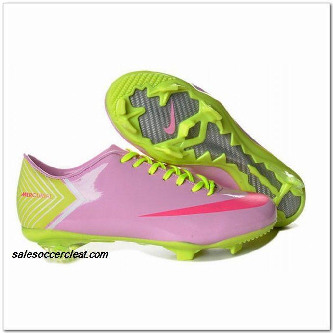 37b2880ee7f Nike Mercurial Superfly IV 2014 FG Ronaldo Pink Green Red  61.00 ...