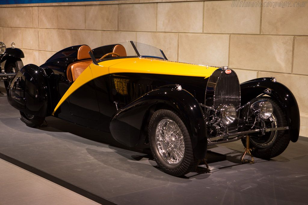 Bugatti Type 57 Gangloff Grand Raid (Chassis 57222   The Louwman Museum)  High Resolution
