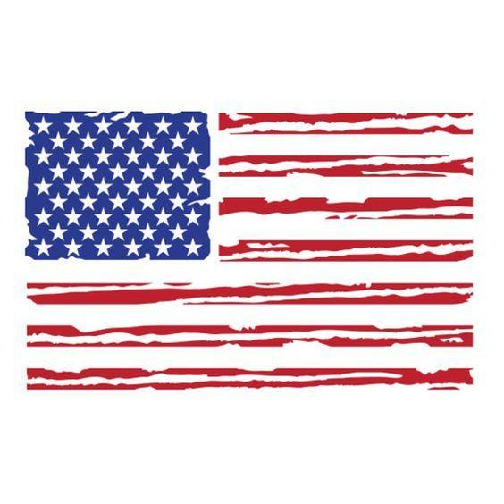Distressed American Flag Svg Us Flag Svg Flag Decor Patriotic Etsy Rustic American Flag American Flag Images Rustic Flags