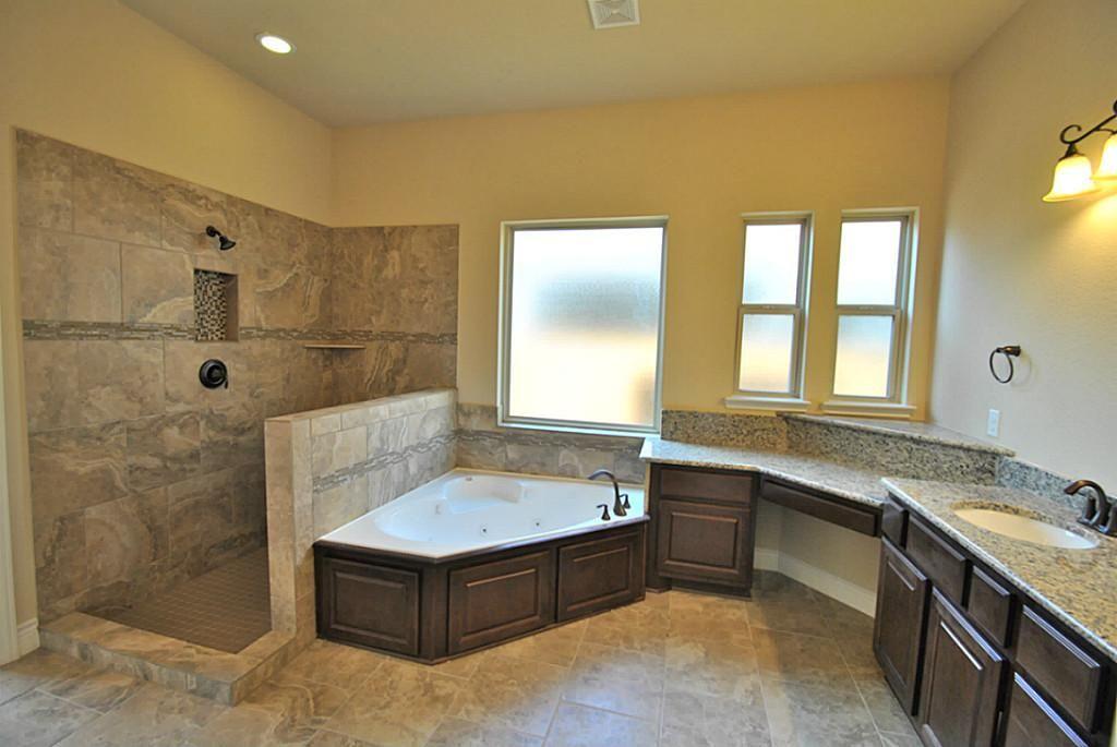 bathroom remodel corner tub - Google Search | Bathroom makeover ...