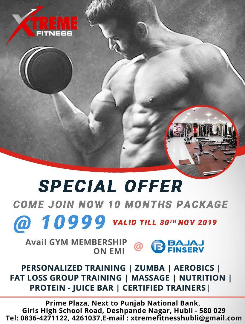Fitness Center Fitness Personal Training Gym Membership