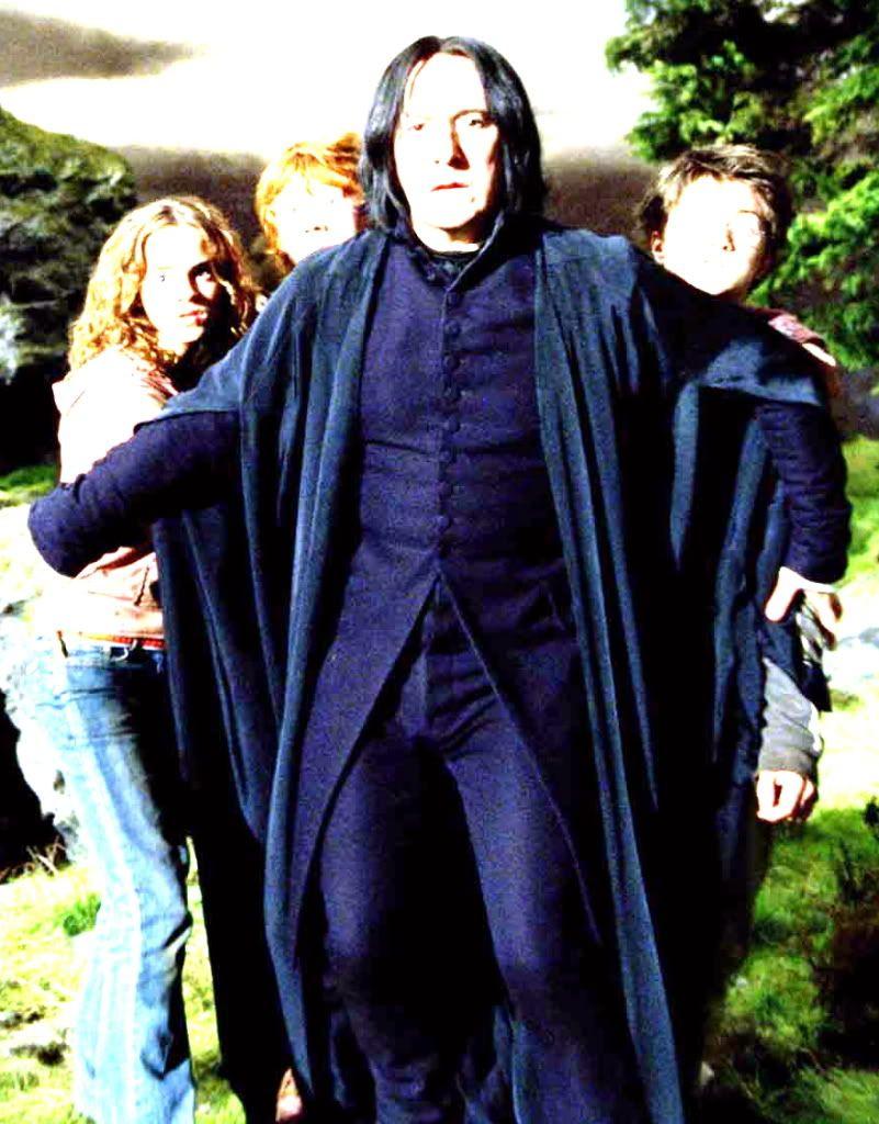 Severus Snape Grandma S Clothes